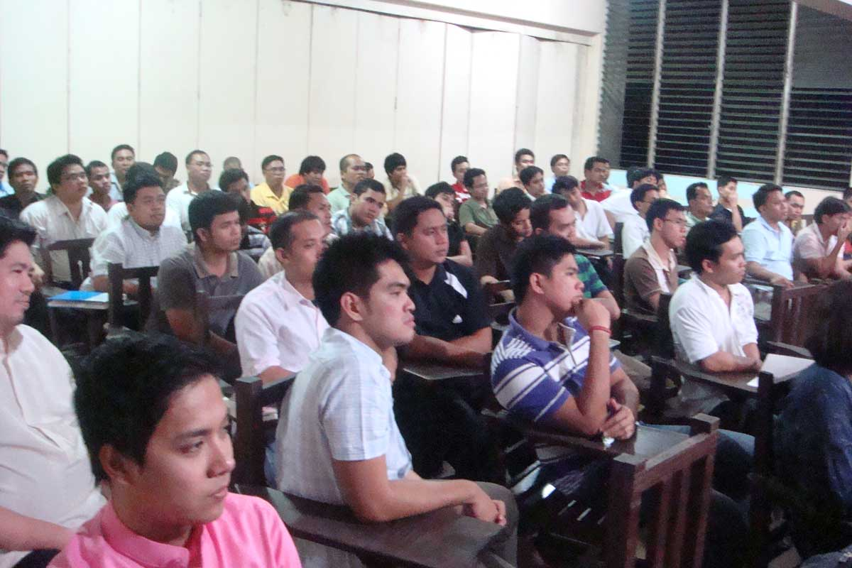 Conference Presentation on Nouwen <br />(St. Joseph Regional Seminary, Jaro, Iloilo) - Feb. 4