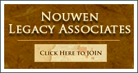 Join the Nouwen Legacy Associates
