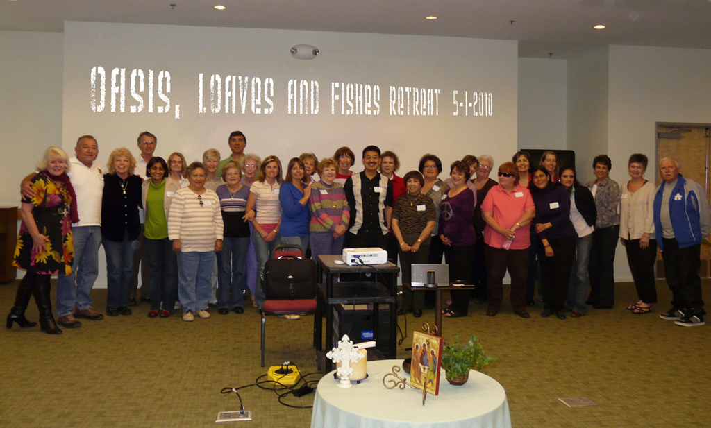 Archives 2010 nouwen legacy dedicated to distributing for Loaves and fishes volunteer