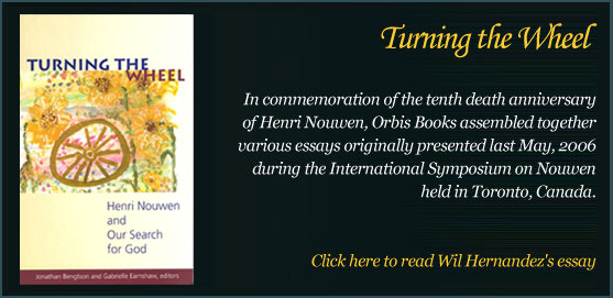 Turning the Wheel - Henri Nouwen and Our Search for God